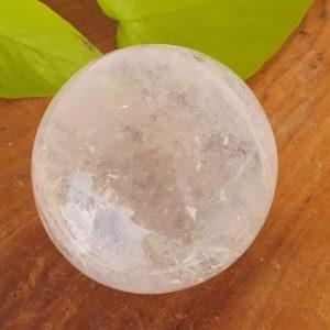 Clear Quartz Sphere 240 grams